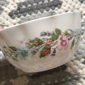Aynsley Wild Tudor fine china bowl